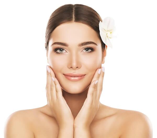 HIFU model | Facial regeneration at Clinique Matrice